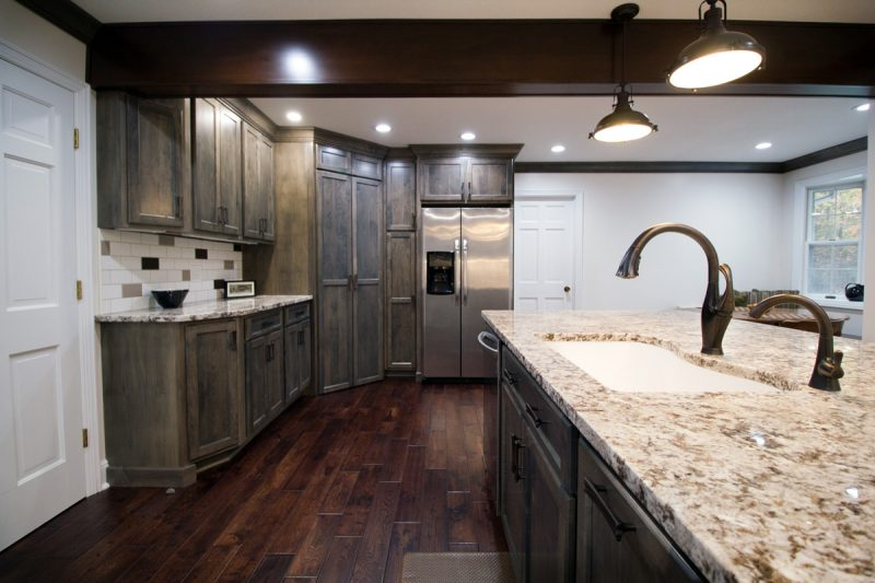 kitchen,remodel,granite,counters,countertop,backsplash,hardwood,floors,home,improvement,custom,cabinets,handcrafted,scottish,meadow,granite,crown,molding,Elkay,quartz,undermount,sink,Rittenhouse,brick,joint,pantry